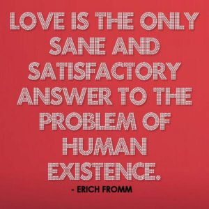 Erich Fromm Love