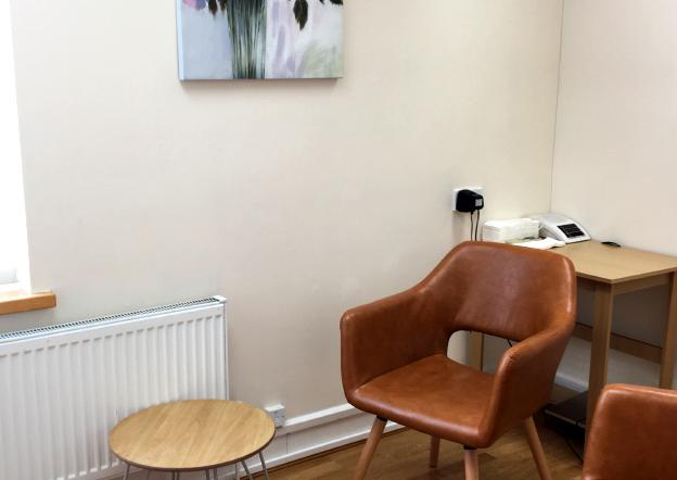 Harrow Therapy Room